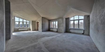 Оштукатуренный бетон строительство дома под ключ из керамзитобетона